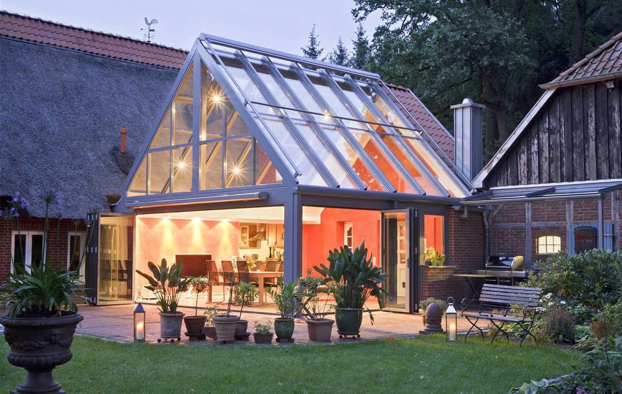 SOLARLUX Wintergarten 11