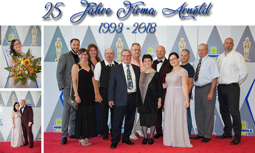 25 Jahre Firma Arnold