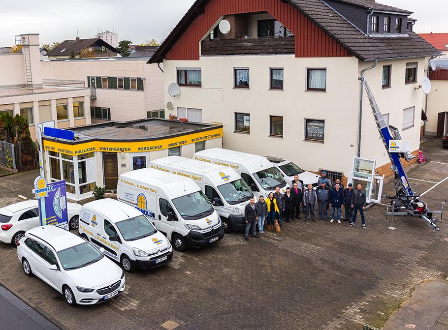 Arnold Fenster und Türen GmbH
