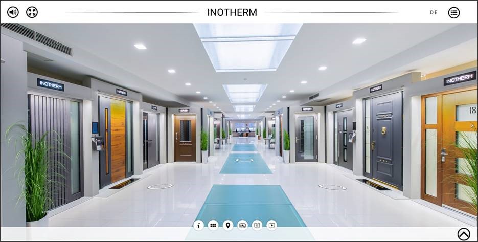 Inotherm-Showroom